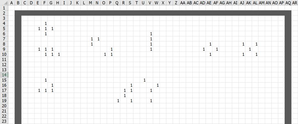 มาสร้าง Simulation ชื่อว่า Conway's Game of Life ใน Excel กัน 15