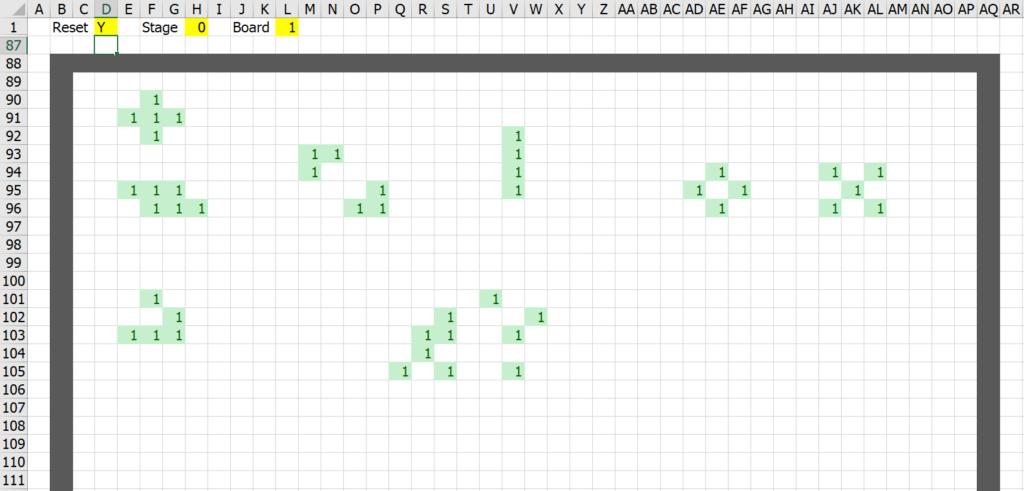 มาสร้าง Simulation ชื่อว่า Conway's Game of Life ใน Excel กัน 16