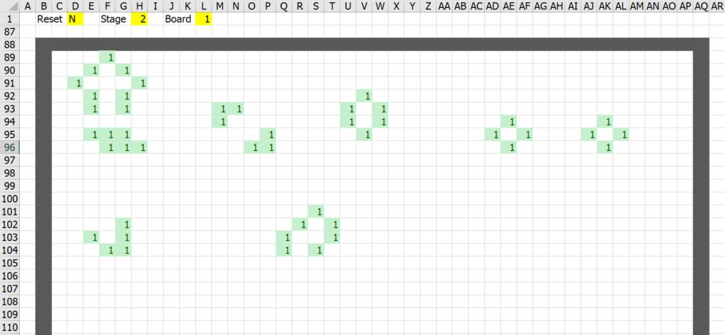 มาสร้าง Simulation ชื่อว่า Conway's Game of Life ใน Excel กัน 18