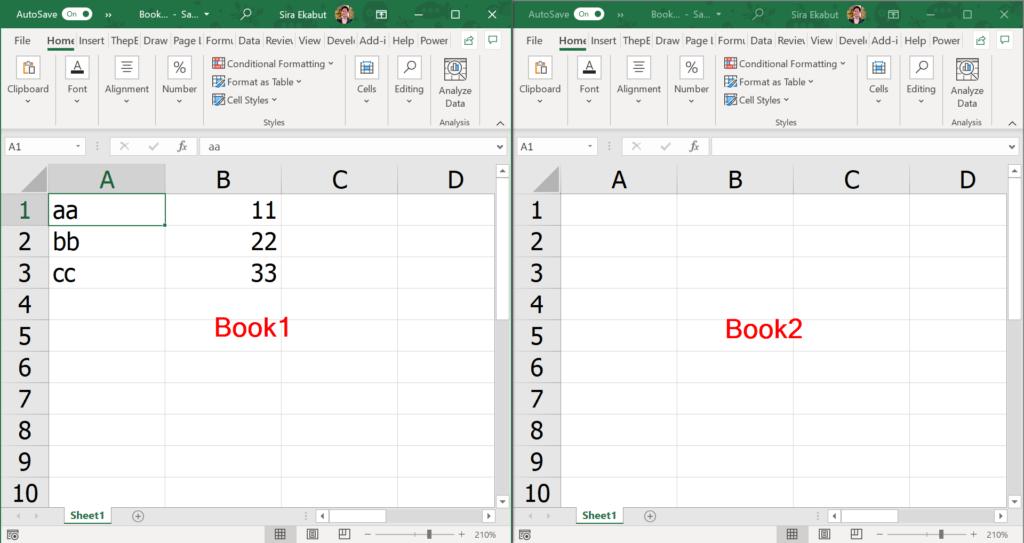 สรุปทุกอย่างที่ควรรู้เกี่ยวกับการ Link ข้อมูลข้ามไฟล์ Excel 1