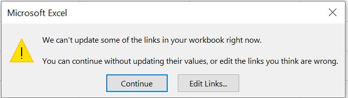 สรุปทุกอย่างที่ควรรู้เกี่ยวกับการ Link ข้อมูลข้ามไฟล์ Excel 11