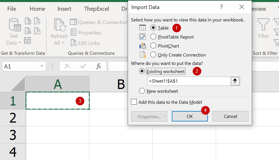 สรุปทุกอย่างที่ควรรู้เกี่ยวกับการ Link ข้อมูลข้ามไฟล์ Excel 16