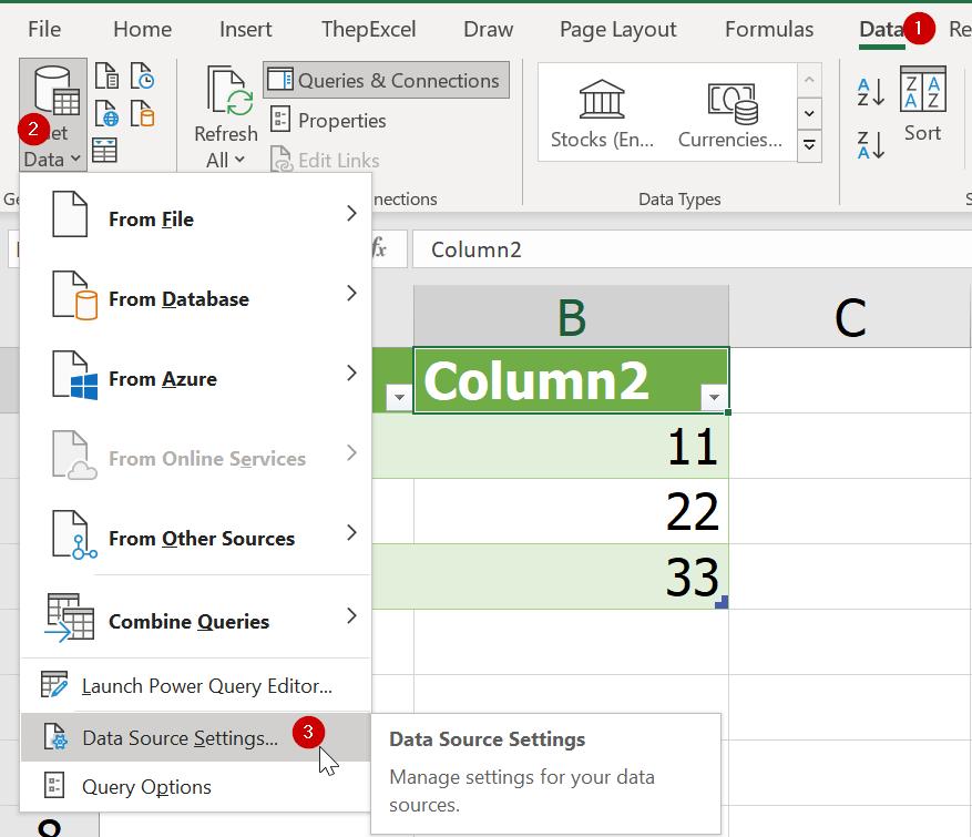 สรุปทุกอย่างที่ควรรู้เกี่ยวกับการ Link ข้อมูลข้ามไฟล์ Excel 19