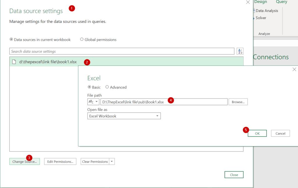 สรุปทุกอย่างที่ควรรู้เกี่ยวกับการ Link ข้อมูลข้ามไฟล์ Excel 20