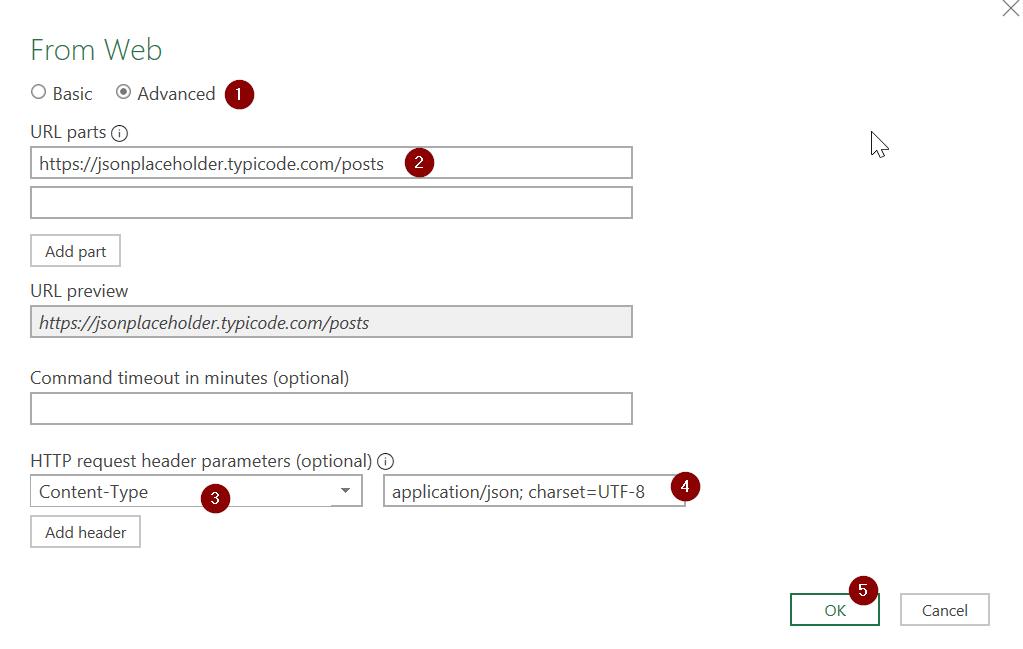 วิธีใช้ Power Query ดึงข้อมูลจาก Web API : ตอนที่ 2 1