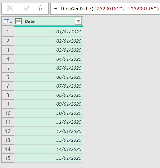 แนะนำ/วิธีใช้ ThepExcel-Mfx : M Code สำเร็จรูปจาก ThepExcel 14