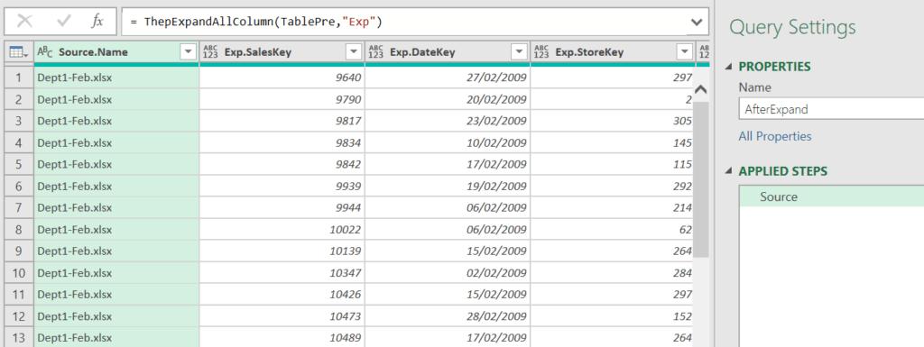 แนะนำ/วิธีใช้ ThepExcel-Mfx : M Code สำเร็จรูปจาก ThepExcel 26