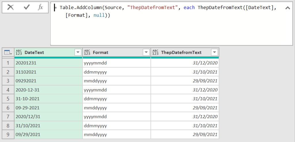 แนะนำ/วิธีใช้ ThepExcel-Mfx : M Code สำเร็จรูปจาก ThepExcel 2