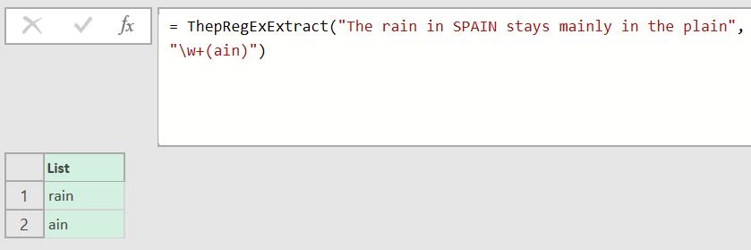 วิธีใช้ Regular Expression (RegEx) ใน Power Query 1