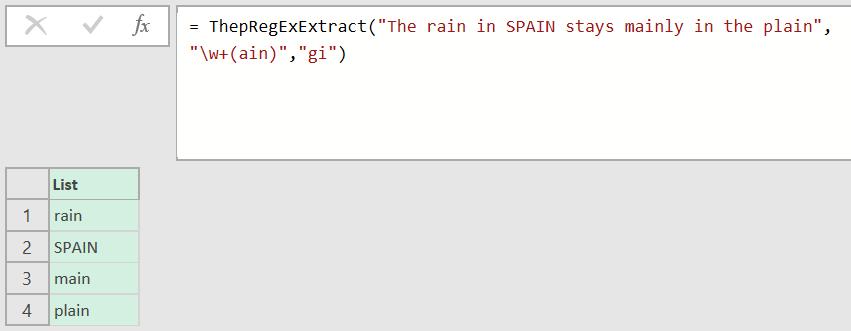 วิธีใช้ Regular Expression (RegEx) ใน Power Query 3