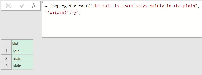 วิธีใช้ Regular Expression (RegEx) ใน Power Query 2